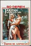 "Movie Posters:Adventure, Tarzan the Ape Man & Others Lot (CIC, 1981). Belgians (3) (14""X 21.25"" & 14.5"" X 21.5""). Adventure.. ... (Total: 3 Items)"