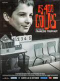 """Movie Posters:Foreign, The 400 Blows (MK2, R-2000s). French Grande (45.5"""" X 62""""). Foreign.. ..."""