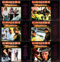 "Movie Posters:Sports, Days of Thunder (Paramount, 1990). Italian Photobustas (6) (17.5"" X 25""). Sports.. ... (Total: 6 Items)"