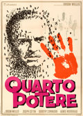 Movie Posters:Drama, Citizen Kane (Titanus, R-1966). Italian 2 - Fogli ...