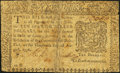 Colonial Notes:New York, New York August 13, 1776 $10 Fine.. ...