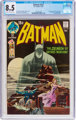 Batman #227 (DC, 1970) CGC VF+ 8.5 Cream to off-white pages