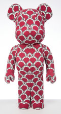 Post-War & Contemporary:Sculpture, KAWS (b. 1974). BBWW Tour BE@RBRICK 1000%, 2012. Paintedcast vinyl and fabric. 28-1/4 x 14 x 9 inches (71.8 x 35.6 x 22...