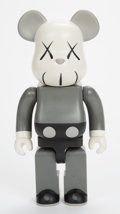 Post-War & Contemporary:Sculpture, KAWS (b. 1974). Companion BE@RBRICK 400%, 2002. Painted castvinyl. 10-3/4 x 5 x 3 inches (27.3 x 12.7 x 7.6 cm). Stampe...