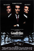 """Movie Posters:Crime, Goodfellas (Warner Brothers, 1990). One Sheet (27"""" X 41"""") DS.Crime.. ..."""