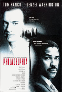 "Philadelphia & Others Lot (Tri-Star, 1993). One Sheets (3) (27"" X 40""). DS. Drama. ... (Total: 3 Items)"