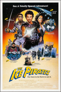 """The Ice Pirates & Others Lot (MGM/UA, 1984). One Sheets (3) (27"""" X 40"""", 27"""" X 41""""). Science Fict..."""