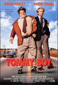 """Movie Posters:Comedy, Tommy Boy & Other Lot (Paramount, 1995). One Sheets (2) (Approx. 27"""" X 40"""") DS. Comedy.. ... (Total: 2 Items)"""