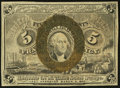 Fractional Currency:Second Issue, Fr. 1232 5¢ Second Issue About New.. ...