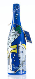 Post-War & Contemporary:Contemporary, After Roy Lichtenstein (1923-1997). Champagne Taittinger BrutBottle, 1985. Screenprint on polyester form encasing glass...