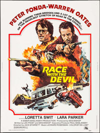 """Race with the Devil (20th Century Fox, 1975). Poster (30"""" X 40""""). Horror"""