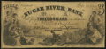 Obsoletes By State:New Hampshire, Newport, NH - Sugar River Bank Counterfeit $3 Dec. 10, 1864 C6b. ...