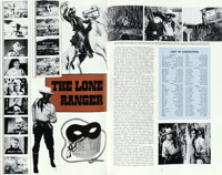 """Valley of the Cliffhangers (Jack Mathis, 1975). Autographed Limited Edition Hardcover Book (448 Pages, 12.5"""" X 17.5..."""