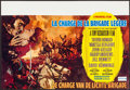 """Movie Posters:War, The Charge of the Light Brigade (United Artists, 1968). Belgian(13.75"""" X 20.25""""). War.. ..."""