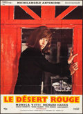 """Movie Posters:Foreign, The Red Desert (Inter-France, 1964). French Grande (45.5"""" X 63""""). Foreign.. ..."""