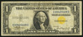 Small Size:World War II Emergency Notes, Fr. 2306 $1 1935A North Africa Silver Certificate. Fine.. ...