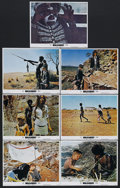 "Movie Posters:Adventure, Walkabout (20th Century Fox, 1971). Lobby Cards (7) (11"" X 14"").Drama. Starring Jenny Agutter, Lucien John (Luc Roeg), Davi...(Total: 7 Items)"