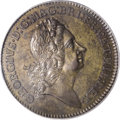 Colonials: , Undated 2PENCE Rosa Americana Twopence, Label MS62 Brown PCGS.Breen-88. A beautiful and boldly impressed twopence that fea...