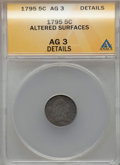 Early Half Dimes: , 1795 H10C -- Altered Surfaces -- ANACS. AG3 Details. NGC Census:(0/315). PCGS Population: (8/606). Mintage 78,600. ...