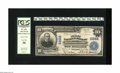 National Bank Notes:Kentucky, Barbourville, KY - $10 1902 Plain Back Fr. 624 The First NB Ch. #6262. This $10 is one of only 7 Large in the census. I...