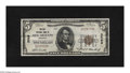 National Bank Notes:Louisiana, New Orleans, LA - $5 1929 Ty. 1 The Whitney NB Ch. # 3069. Here is a bright $5 that was folded briefly into eighths aft...