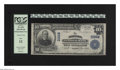 National Bank Notes:Virginia, Norfolk, VA - $10 1902 Plain Back Fr. 624 Norfolk NB Ch. # 3368.Signatures are present on this $10 that is in the censu...