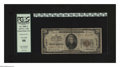 National Bank Notes:Virginia, Roanoke, VA - $20 1929 Ty. 2 The Colonial-American NB Ch. # 11817.Geo. N. Dickinson and E.W. Tinsley presided over this...