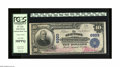 National Bank Notes:Virginia, Staunton, VA - $10 1902 Plain Back Fr. 624 The Staunton NB & TCCh. # 6903. Seductive red signatures of E.W. Randolph an...