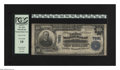 National Bank Notes:West Virginia, Clarksburg, WV - $10 1902 Plain Back Fr. 624 The Union NB Ch. #7681. The signatures have faded on this example. PCGS ...
