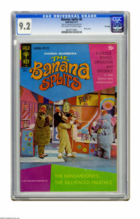 Banana Splits #6 File Copy (Gold Key, 1971) CGC NM- 9.2 Off-white to white pages. Photo cover. Overstreet 2005 NM- 9.2 v...