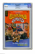 Bronze Age (1970-1979):Humor, Banana Splits #7 File Copy (Gold Key, 1971) CGC NM 9.4 Off-white towhite pages. Photo cover. Overstreet 2005 NM- 9.2 value ...