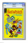 Bronze Age (1970-1979):Cartoon Character, Bullwinkle #8 File Copy (Gold Key, 1973) CGC NM+ 9.6 Off-white towhite pages. Overstreet 2005 NM- 9.2 value = $70. CGC cens...