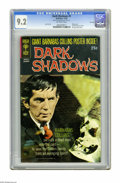 Silver Age (1956-1969):Horror, Dark Shadows #3 File Copy (Gold Key, 1969) CGC NM- 9.2 Off-whitepages. Photo cover. Joe Certa art. Poster included. Overstr...