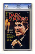 Silver Age (1956-1969):Horror, Dark Shadows #4 File Copy (Gold Key, 1970) CGC NM+ 9.6 Off-white towhite pages. Photo cover. Joe Certa art. Overstreet 2005...