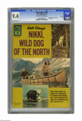 Silver Age (1956-1969):Adventure, Four Color #1226 Nikki, Wild Dog of the North -- FIle Copy (Dell, 1961) CGC NM 9.4 Off-white to white pages. Photo cover. Ov...