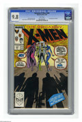 Modern Age (1980-Present):Superhero, X-Men #244 (Marvel, 1989) CGC NM/MT 9.8 White pages. First appearance of Jubilee. Marc Silvestri and Dan Green cover and art...