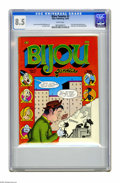 Silver Age (1956-1969):Alternative/Underground, Bijou Funnies #3 (Print Mint, 1969) CGC VF+ 8.5 White pages. Art byJay Lynch, Skip Williamson, R. Crumb, Kim Deitch, and ot...