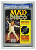 Magazines:Mad, Mad Disco #nn Gaines File pedigree (EC, 1980) CGC NM+ 9.6 Off-whiteto white pages. Includes Mad Disco record. Jack Rickard ...