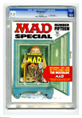 Magazines:Mad, Mad Special #15 Gaines File pedigree (EC, 1974) CGC VF- 7.5 Whitepages. Includes Nostalgic Mad #3. Overstreet 2005 VF 8.0 v...