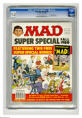 Magazines:Mad, Mad Special #32 Gaines File pedigree (EC, 1980) CGC NM- 9.2Off-white to white pages. Includes Nostalgic Mad #8. Overstreet ...