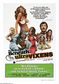 """Movie Posters:Comedy, Beneath the Valley of the Ultra-Vixens (Signal 166, 1979). OneSheet (27"""" X 41""""). Described by screenwriter William Goldman ..."""