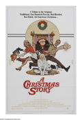 """Movie Posters:Comedy, A Christmas Story (MGM, 1983). One Sheet (27"""" X 41""""). """"I want anofficial Red Ryder, carbine action, two-hundred shot range ..."""