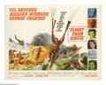 "Movie Posters:Adventure, Flight from Ashiya (United Artists, 1964). Half Sheet (22"" X 28"").Featuring an all-star cast and on-location shooting in Ja..."