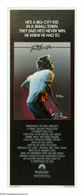 "Movie Posters:Drama, Footloose (Paramount, 1984). Insert (14"" X 36""). Kevin Bacon starsas a city boy who comes to a small town where rock music ..."