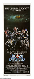 "Movie Posters:Comedy, Ghostbusters (Columbia, 1984). Insert (14"" X 36""). ""Who ya gonna call?""...Oh, you know who! One of the biggest hits of the '..."