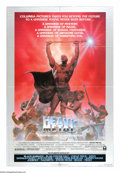 "Movie Posters:Animated, Heavy Metal (Columbia, 1981). One Sheet (27"" X 41"") Style B. ""Ashadow shall fall over the universe, and evil will grow in i..."