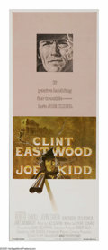 """Movie Posters:Western, Joe Kidd (Universal, 1972). Insert (14"""" X 36""""). Clint Eastwood andRobert Duvall have a showdown over the fate of Mexican re..."""