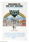 "Movie Posters:Science Fiction, Logan's Run (MGM, 1976). One Sheet (27"" X 41""). In a holocaustic future, upon a decimated Earth, is a domed city where survi..."