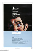 """Movie Posters:Horror, Magic (20th Century Fox, 1978). One Sheet (27"""" X 41""""). From """"Deadof Night"""" through """"The Twilight Zone"""" and on to this thril..."""