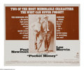 """Movie Posters:Western, Pocket Money (National General, 1972). Half Sheet (22"""" X 28""""). Paul Newman and Lee Marvin star in this story of a cowboy wit..."""